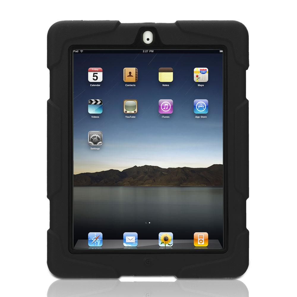 Griffin survivor noir accessoires tablette griffin - Coque pour tablette ...