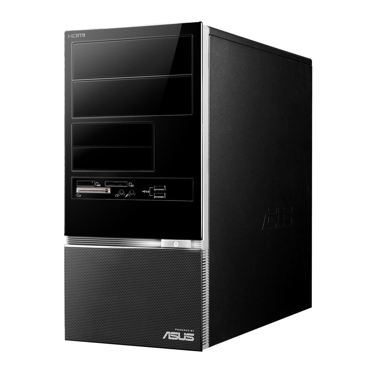 Barebone PC ASUS V6-P8H61E (Intel H61 Express) ASUS V6-P8H61E - Barebone PC Socket 1155 Intel H61 Express - HDMI - SATA 3 Gbps - USB 3.0 - 1x PCI-Express 2.0 16x