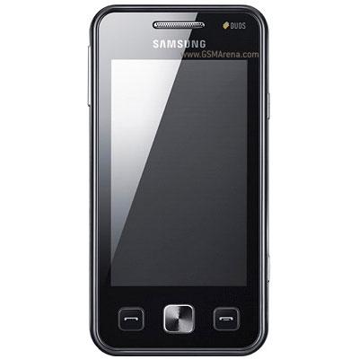 Mobile & smartphone Samsung Start II Duo GT-C6712 Téléphone 2G avec 2 ports pour cartes SIM