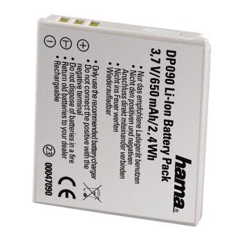 Batterie appareil photo Hama Batterie compatible Canon NB4L Batterie compatible Canon NB4L