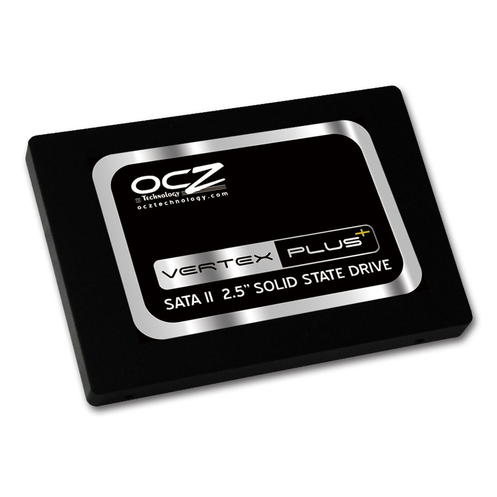 "Disque SSD OCZ Vertex Plus Series 120 Go SSD 120 Go 2.5"" Serial ATA 3Gb/s"