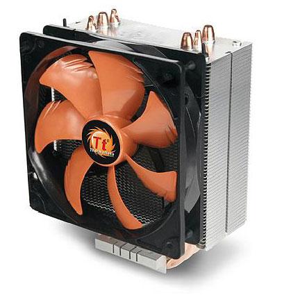 Ventilateur processeur Thermaltake Contac 29 BP Ventilateur pour sockets 775/1155/1156/1366 et AM3