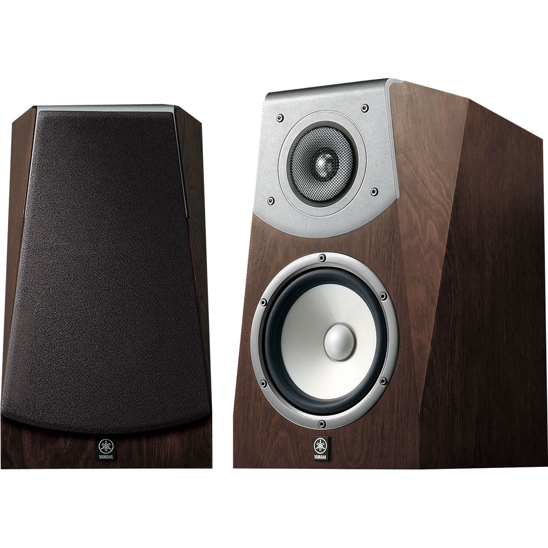 yamaha soavo 2 dark brown par paire enceintes hifi yamaha sur ldlc. Black Bedroom Furniture Sets. Home Design Ideas