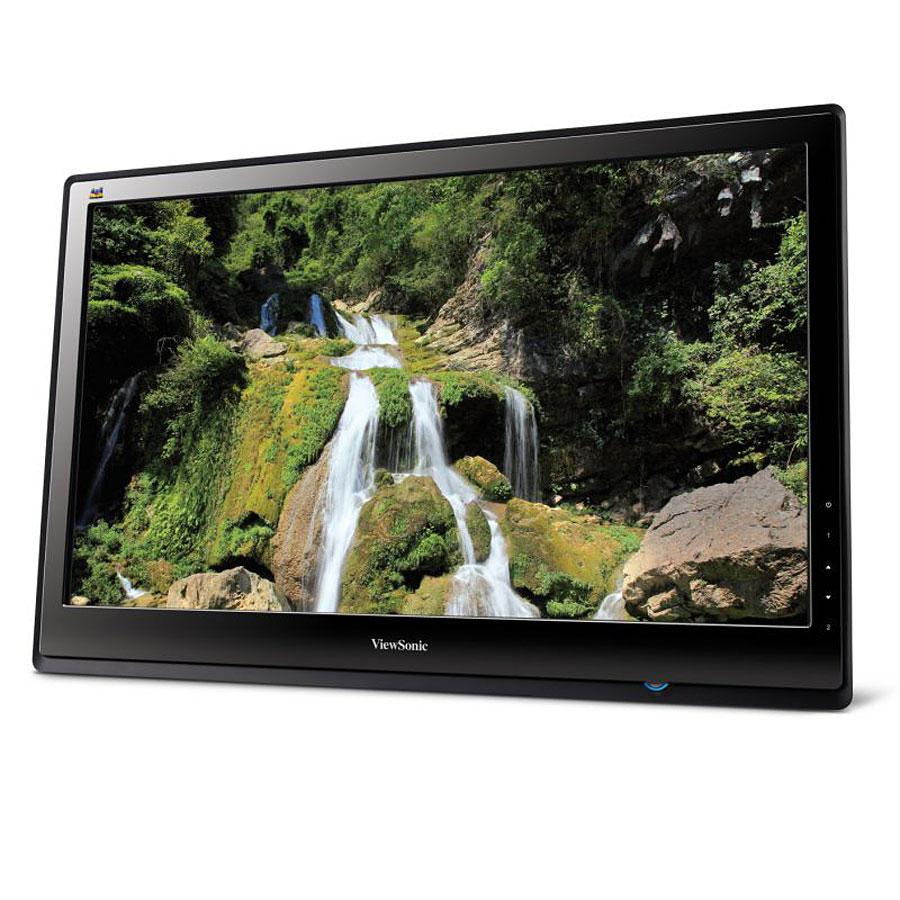 """Ecran PC ViewSonic 27"""" LED - VX2753mh-LED 1 ms (gris à gris) - Format large 16/9 - Super-Slim (garantie constructeur 3 ans)"""