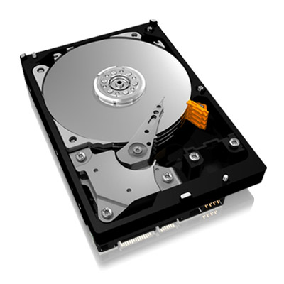 "Disque dur interne WD Green Desktop 1 To SATA 6Gb/s Disque dur 3.5"" 1 To 64 Mo Serial ATA 6Gb/s - WD10EZRX (bulk)"