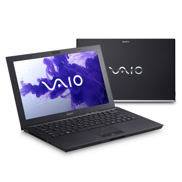 "PC portable Sony VAIO Z23M9E/B avec station d'accueil multimédia Intel Core i5-2450M 4 Go SSD 128 Go 13.1"" LCD AMD Radeon HD 6650M Graveur DVD Wi-Fi N/Bluetooth/3G Webcam Windows 7 Professionnel 64 bits"