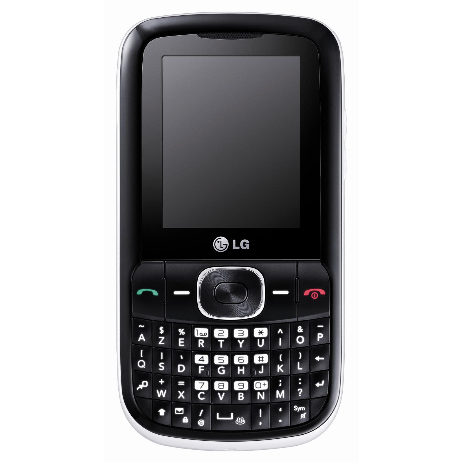 lg c100 noir blanc c100 noir et blanc achat vente mobile smartphone sur. Black Bedroom Furniture Sets. Home Design Ideas