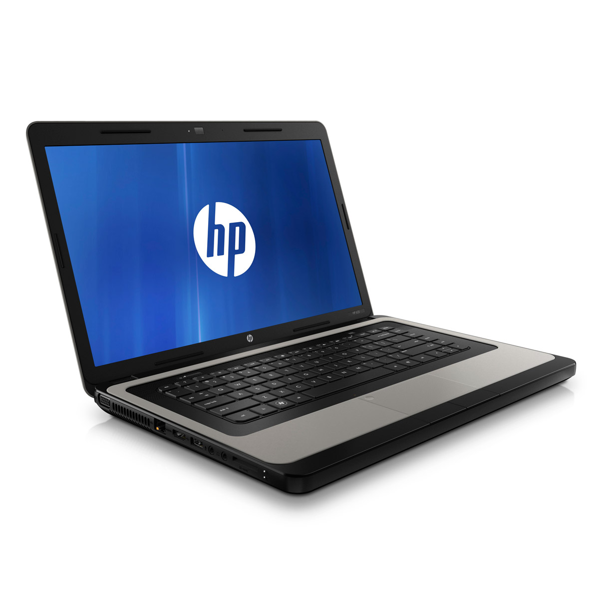 "PC portable HP 635 (A1E55EA) AMD Double-Coeur E450 4 Go 500 Go 15.6"" LED Graveur DVD Wi-Fi N/Bluetooth Webcam Windows 7 Premium 64 bits"