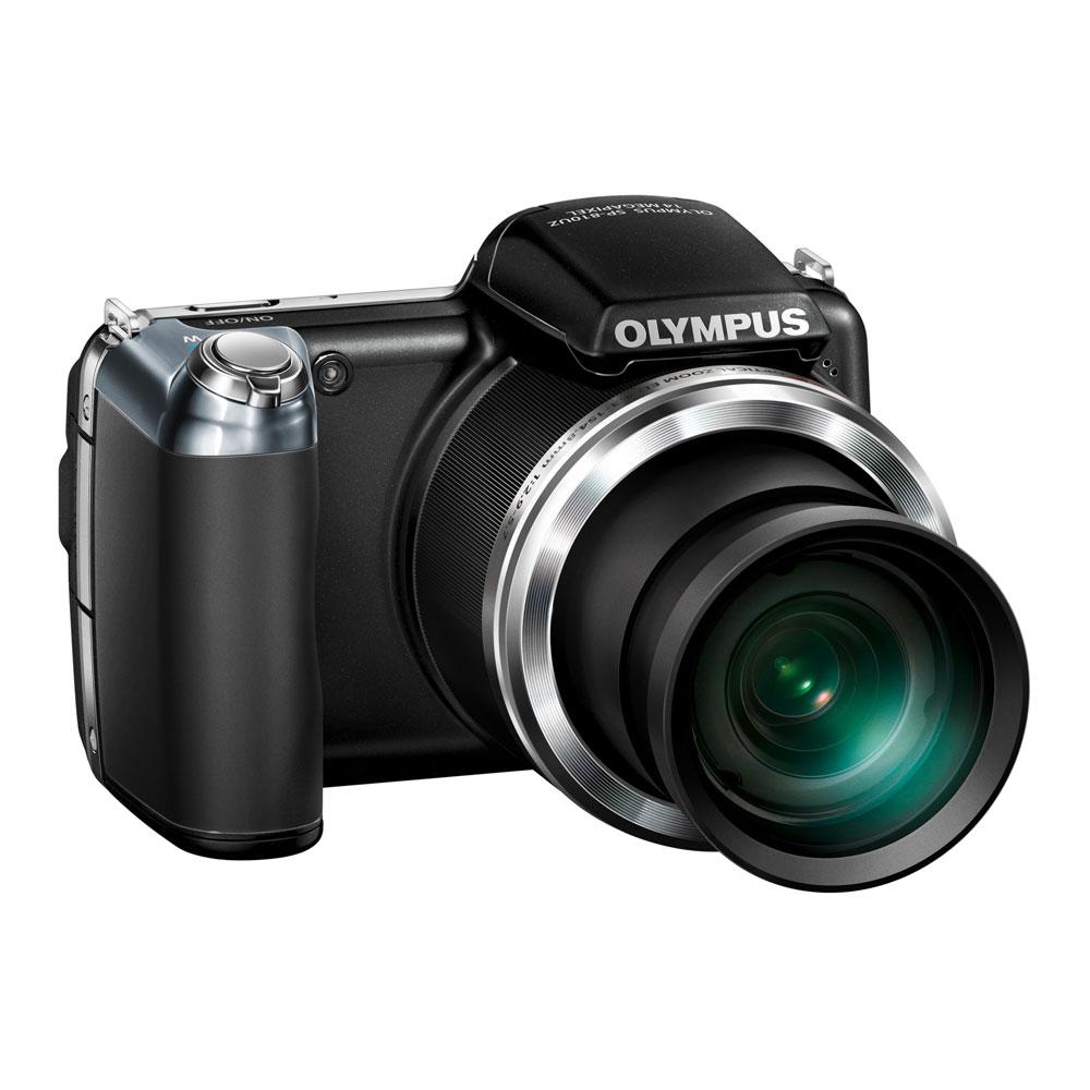 Appareil photo numérique Olympus SP-810UZ Noir Appareil photo 14 MP - Zoom 36x - Vidéo HD (garantie constructeur 2 ans)