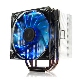 Ventilateur processeur Enermax ETS-T40-TA Ventilateur processeur (pour socket Intel 775/1150/1151/1155/1156/1366 et AMD AM2/AM2+/AM3/AM3+/FM1)
