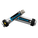 Achat Clé USB Corsair Flash Survivor 16 Go