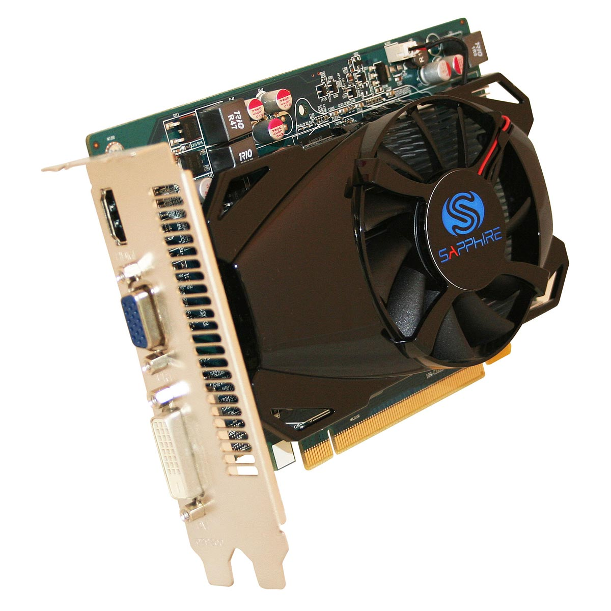 Carte graphique Sapphire Radeon HD 6670 1 GB DDR3 1 Go HDMI/DVI - PCI Express (AMD Radeon HD 6670)