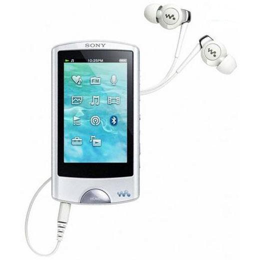 sony nwz a864 blanc lecteur mp3 ipod sony sur ldlc. Black Bedroom Furniture Sets. Home Design Ideas