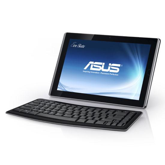 "Tablette tactile ASUS Eee Slate B121-1A009F Tablette Internet - Intel Core i5-470UM 4 Go SSD 64 Go 12.1"" LED Tactile Wi-Fi N/Bluetooth Windows 7 Professionnel 64 bits (garantie constructeur 1 an)"