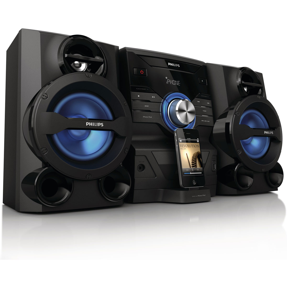 philips fwm200d 12 cha ne hifi philips sur ldlc. Black Bedroom Furniture Sets. Home Design Ideas
