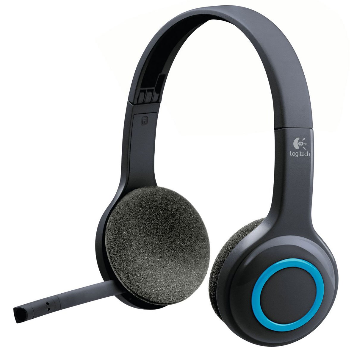 logitech wireless headset h600 981 000342 achat. Black Bedroom Furniture Sets. Home Design Ideas