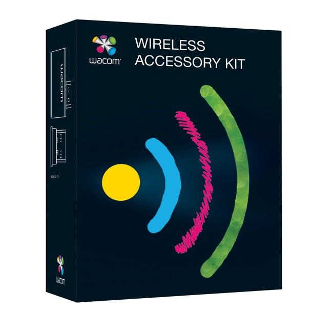 Tablette graphique Wacom Bamboo & Intuos 5 Wireless Kit Kit USB sans fil pour tablette Bamboo et Intuos 5 (PC / MAC)