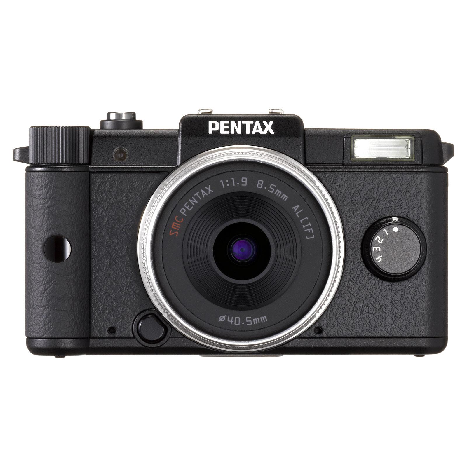 pentax q noir objectif f 1 9 al appareil photo hybride pentax sur ldlc. Black Bedroom Furniture Sets. Home Design Ideas