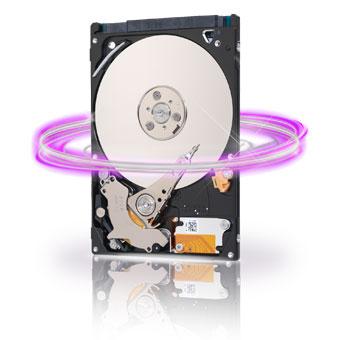 Disque dur interne Seagate Momentus Thin 160 Go 7200 tpm 7mm Seagate Momentus Thin - 160 Go 7200 RPM 16 Mo Serial ATA II (bulk)