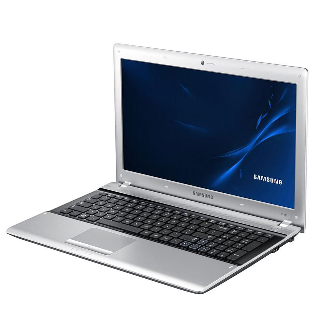 "PC portable Samsung RV515 E7P-350 AMD Double-Coeur E350 4 Go 500 Go 15.6"" LED AMD Radeon HD 6470M Graveur DVD Wi-Fi N Webcam Windows 7 Premium 64 bits"