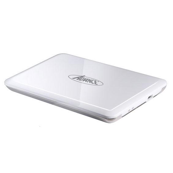 Boîtier disque dur Advance BX-2519U3WT Boitier externe USB 3.0 pour disque dur 2.5'' SATA (blanc)