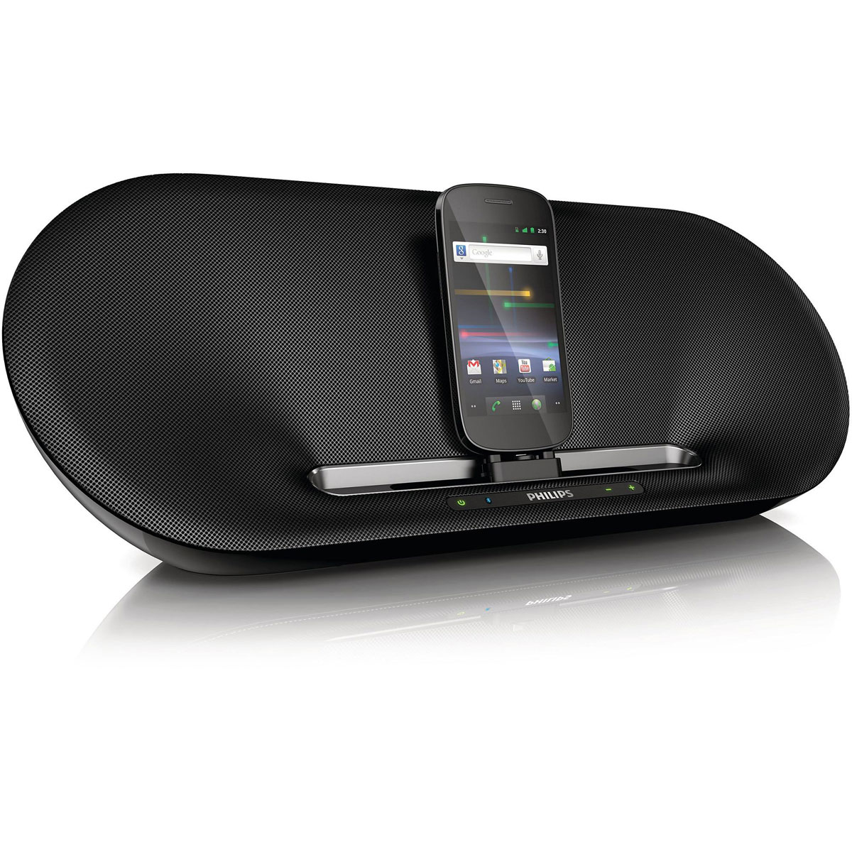 philips fidelio as851 dock enceinte bluetooth philips. Black Bedroom Furniture Sets. Home Design Ideas
