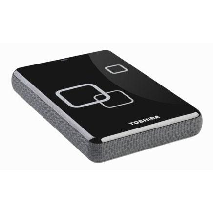 """Disque dur externe Toshiba Store Art V3 1 To Noir (USB 2.0) Disque dur externe 2""""1/2 USB 2.0"""