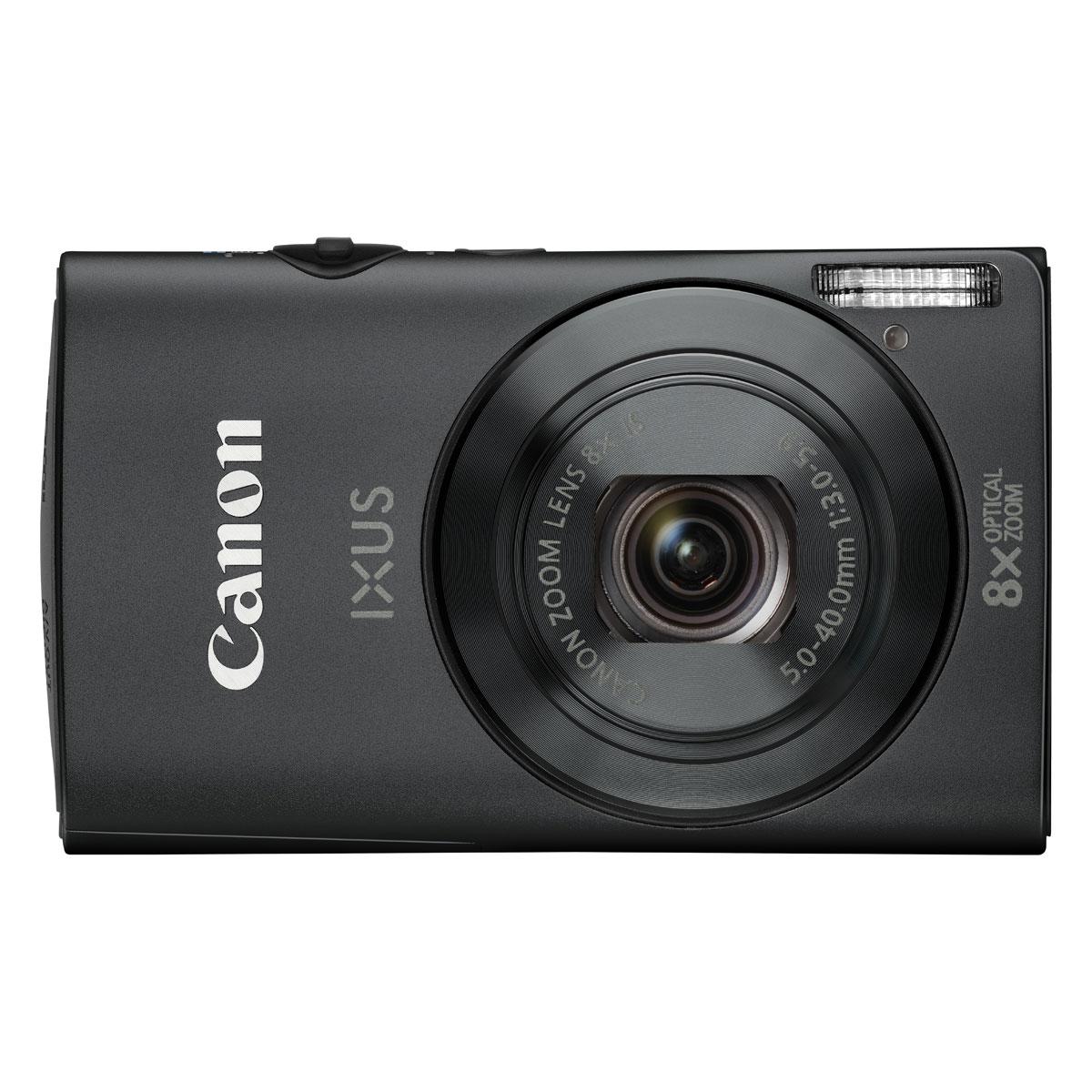canon ixus 230 hs noir appareil photo num rique canon. Black Bedroom Furniture Sets. Home Design Ideas