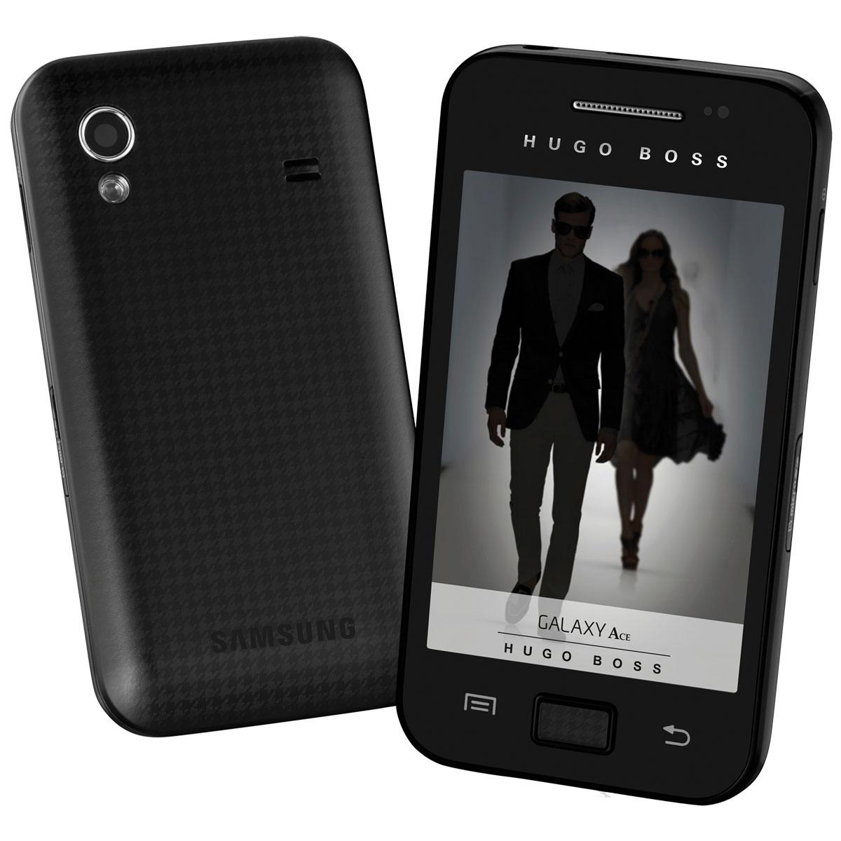 Samsung Galaxy Ace S5830 Precio Galaxy Ace S5830 Hugo Boss
