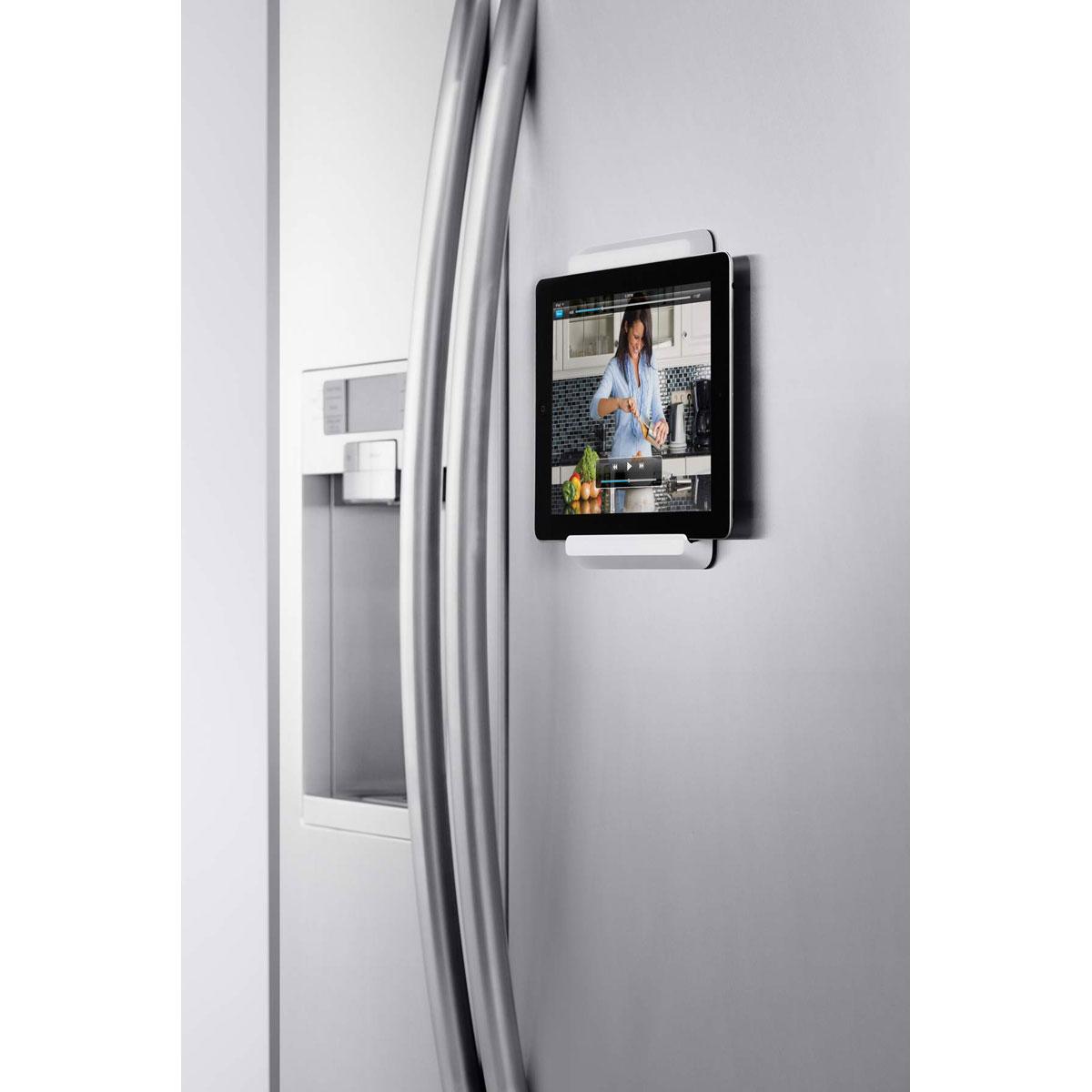 Accessoires Tablette Belkin Fridge Mount Porte-tablette pour réfrigérateur (pour iPad 2)