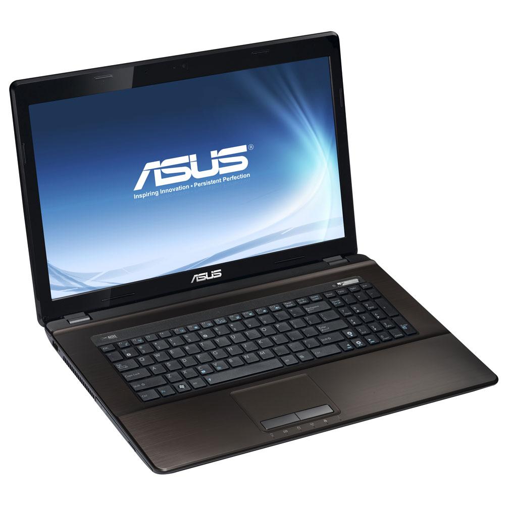 """PC portable ASUS K73SV-TY300V Intel Core i7-2670QM 4 Go 750 Go 17.3"""" LED NVIDIA GeForce GT 540M Graveur DVD Wi-Fi N/Bluetooth Webcam Windows 7 Premium 64 bits (garantie constructeur 2 ans)"""