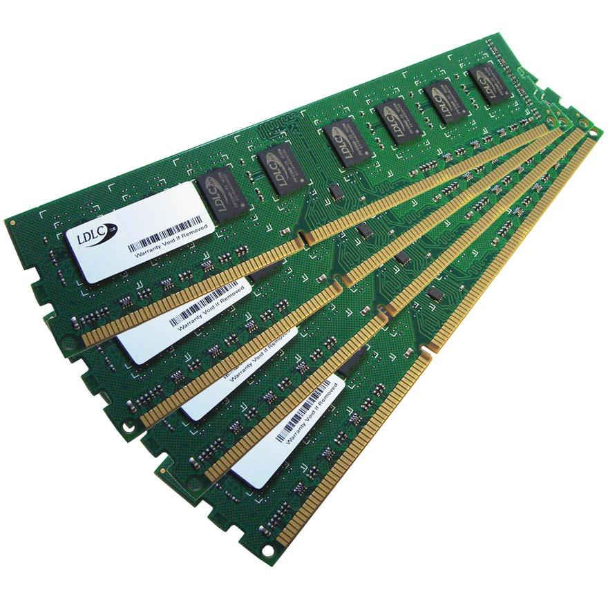 Ldlc 8 Go 4x 2 Go Ddr3 1600 Mhz Cl11 Achat Vente