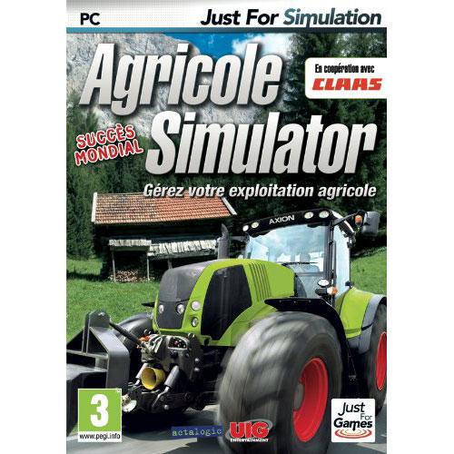 Jeux PC Farm Sim : Agricole Simulator (PC) Farm Sim : Agricole Simulator (PC)