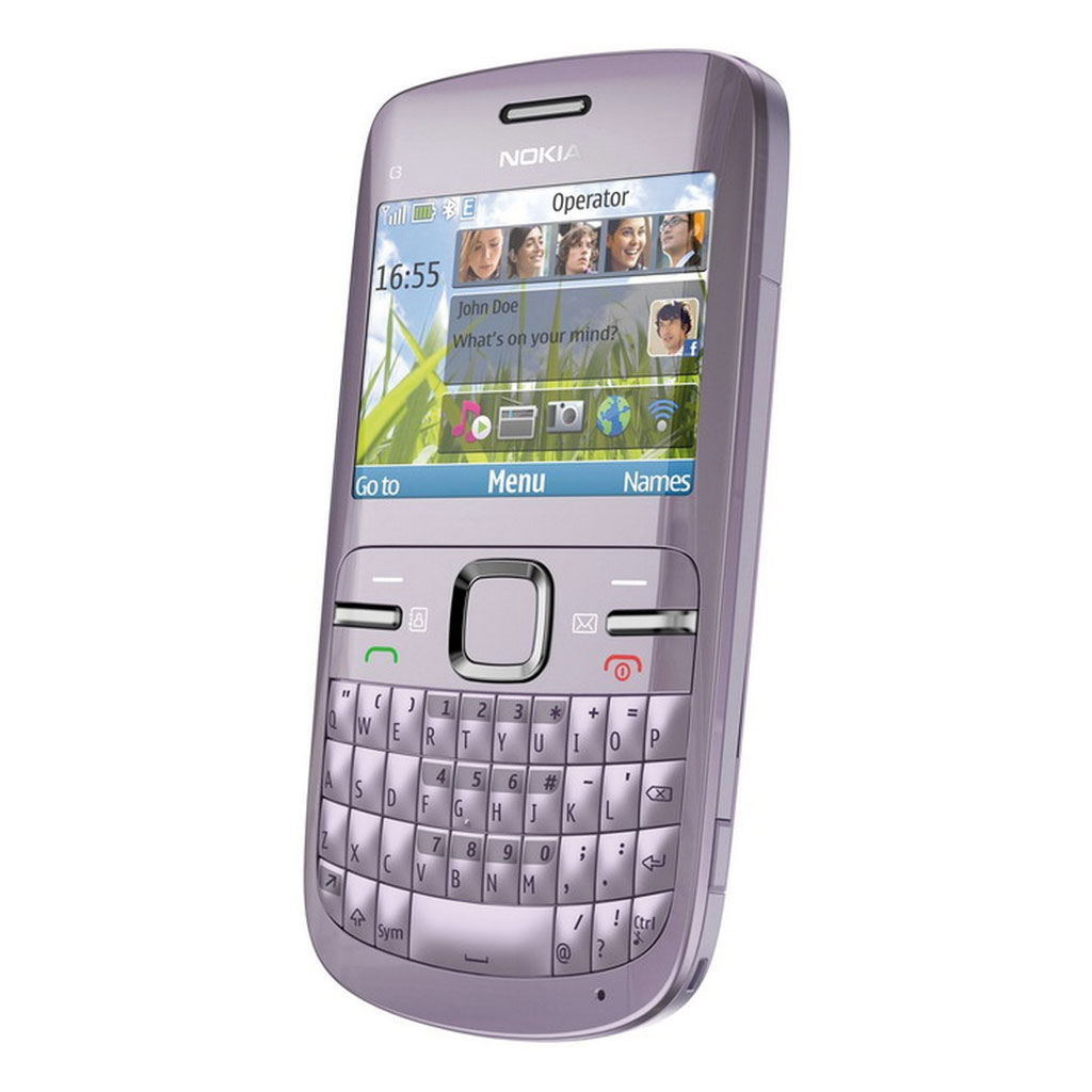 nokia c3 00 acacia mobile smartphone nokia sur ldlc. Black Bedroom Furniture Sets. Home Design Ideas