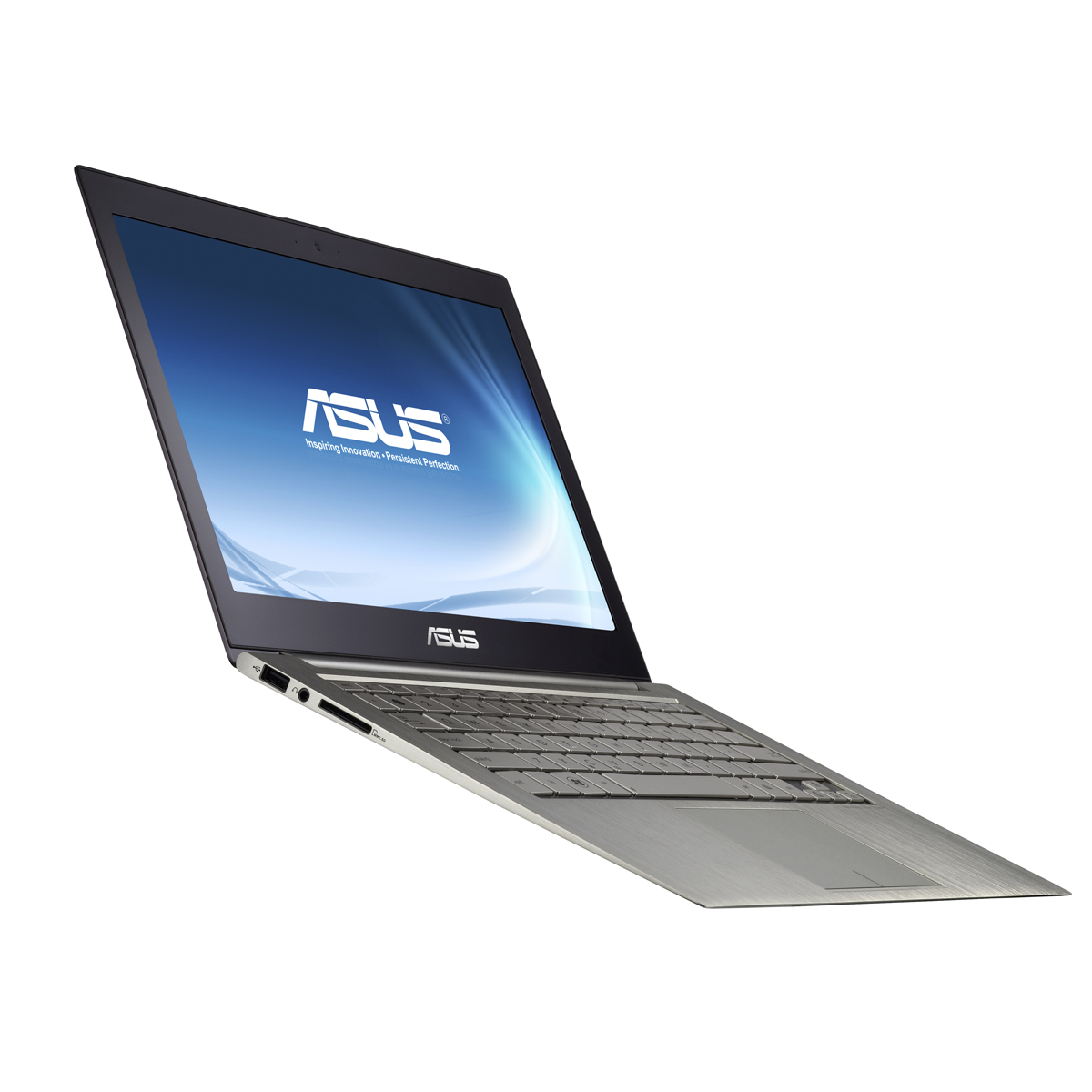 "PC portable ASUS ZenBook UX31E-RY010X Intel Core i7-2677M 4 Go SSD 256 Go 13.3"" LED Wi-Fi N/Bluetooth Webcam Windows 7 Professionnel 64 bits (garantie constructeur 2 ans)"