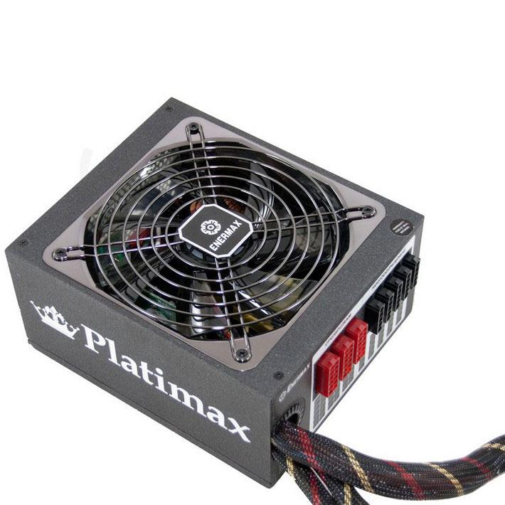 Alimentation PC Enermax Platimax EPM600AWT 80PLUS Platinum Alimentation modulaire 600W ATX12V / EPS12V (1 ventilateur 139 mm) - ErP Lot 6 Ready - 80 PLUS Platinum