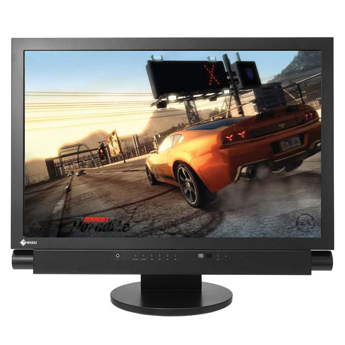 "Ecran PC EIZO 24"" LCD - FORIS FX2431 1920 x 1200 pixels - 6 ms - Format large 16/10 - Dalle S-PVA - HDMI - Noir"