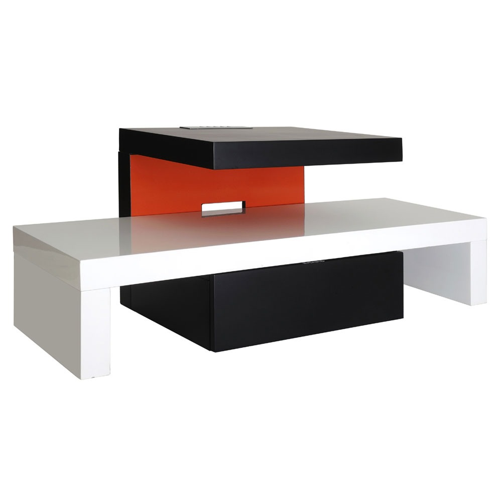 Erard zip zap 035070 achat vente meuble tv sur for Meuble modulable