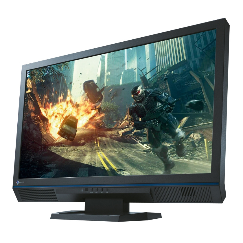 "Ecran PC EIZO 23"" LED - FORIS FS2332 1920 x 1080 pixels - 6 ms (gris à gris) - Format large 16/9 - Dalle IPS - HDMI - Noir"