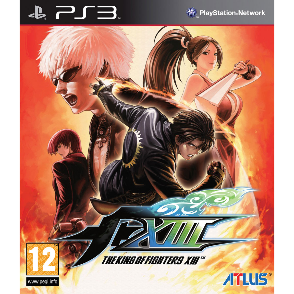 LDLC.com King of Fighters XIII (PS3) King of Fighters XIII (PS3)