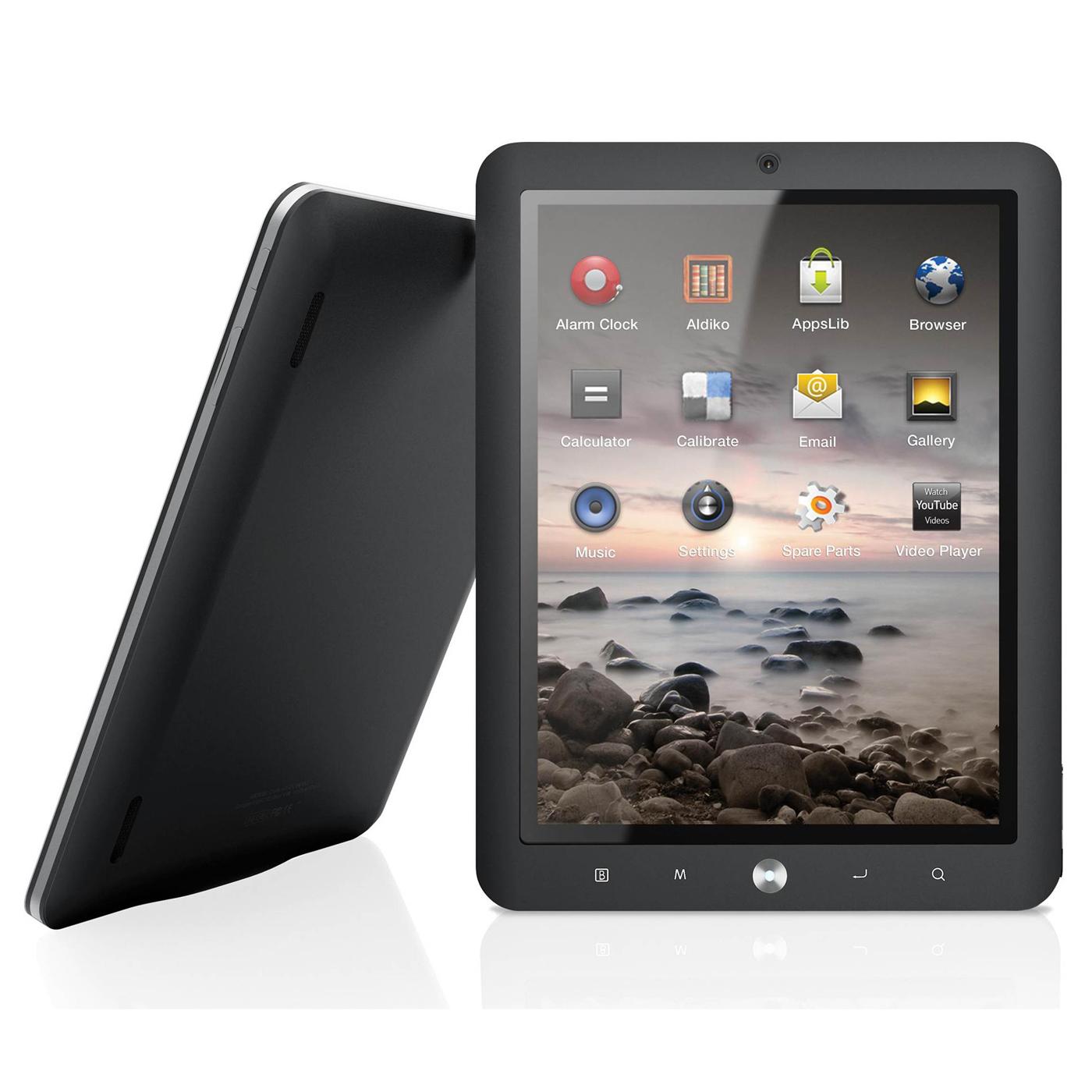 """Mobile & smartphone MPMAN MP 827 4 Go Wi-Fi Tablette avec écran tactile 8"""""""