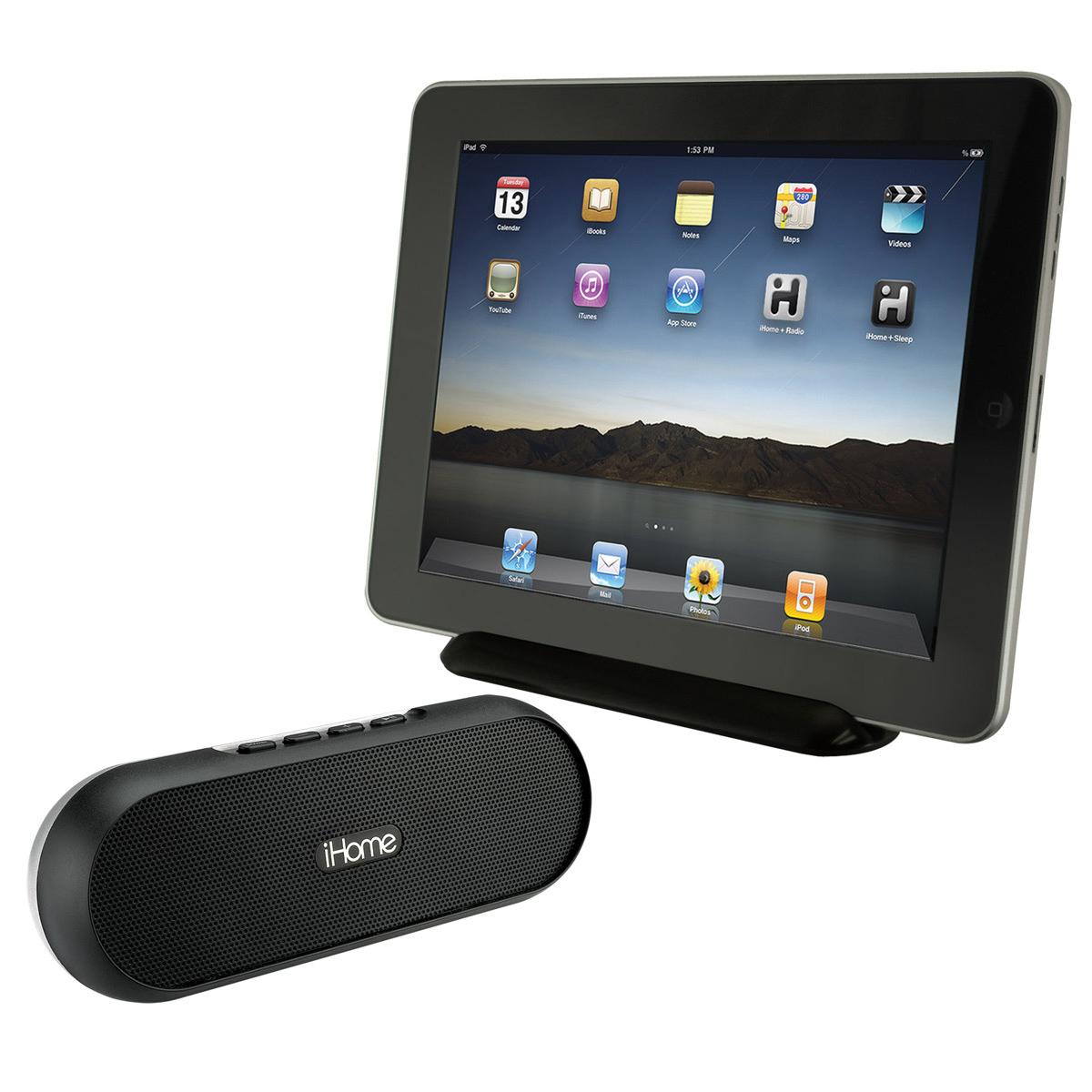 Ihome idm12 iho idm12be achat vente enceinte pc sur - Enceinte iphone ipad ...