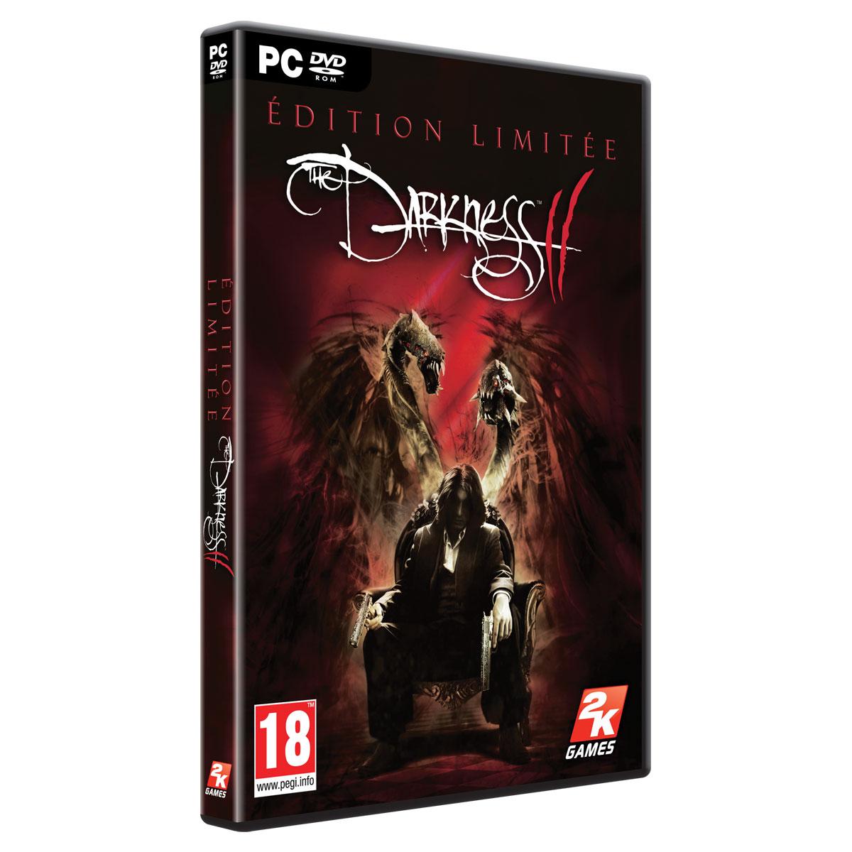 Jeux PC The Darkness II - Edition Limitée (PC) The Darkness II - Edition Limitée (PC)