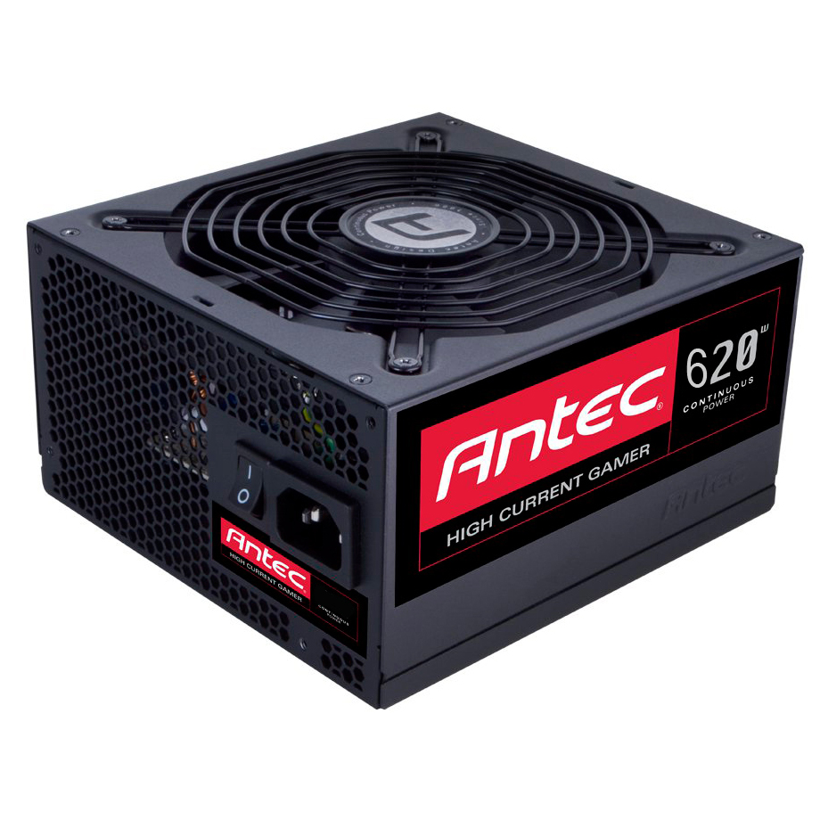 Alimentation PC Antec High Current Gamer 620 80PLUS Bronze Alimentation 620 Watts ATX12V 2.3 80 PLUS Bronze