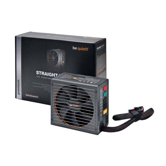 Alimentation PC Be Quiet ! Straight Power E9-580W CM 80PLUS Gold Alimentation modulaire 580W ATX 12V 2.3/ EPS 12V 2.92 (Garantie 5 ans par Be Quiet !) - 80PLUS Gold