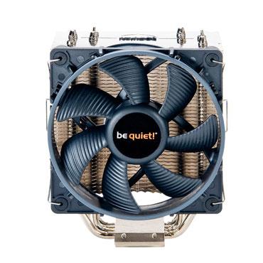 Ventilateur processeur Be Quiet ! Shadow Rock Pro SR1 Ventilateur de processeur (pour Socket AMD AM2/AM2+/AM3/AM3+/FM1/754/939/940 et INTEL LGA 775/1150/1151/1155/1156/1366) (Garantie 3 ans par be quiet !)