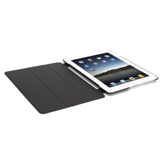 Accessoires Tablette Griffin IntelliCase Noir Etui intégral avec support intégré pour iPad 2