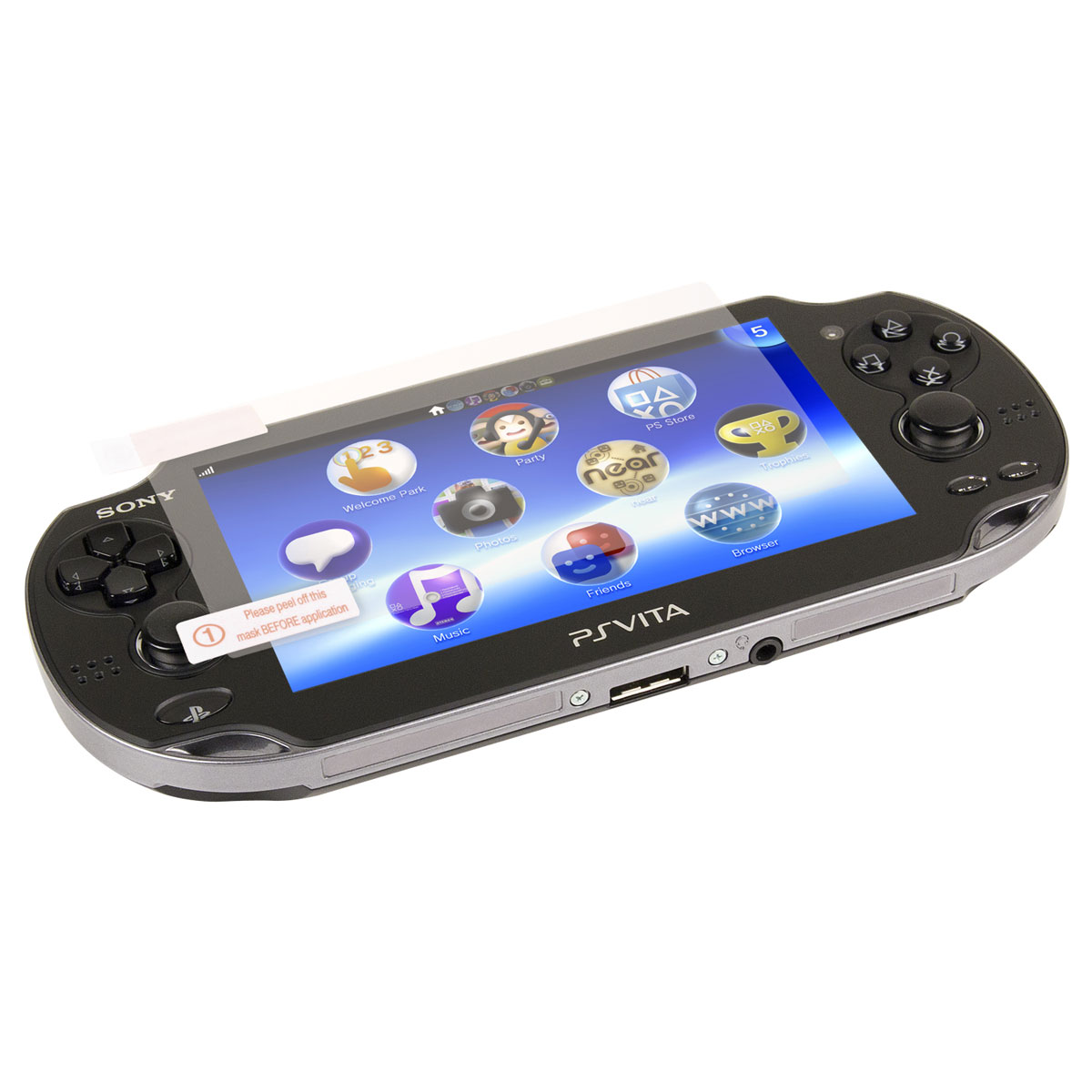 madcatz films protecteurs anti glare ps vita nov79612bs21 32 8 achat vente accessoires. Black Bedroom Furniture Sets. Home Design Ideas