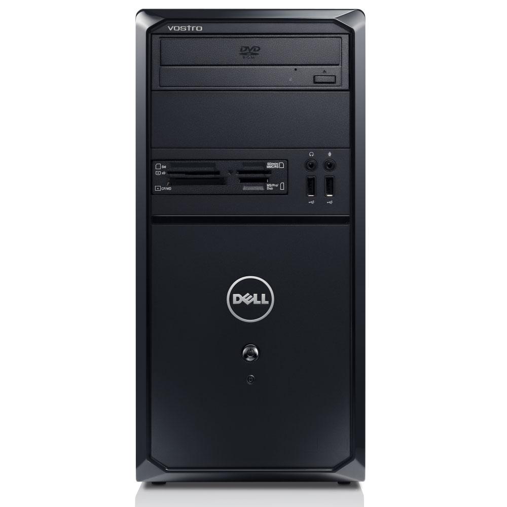 PC de bureau Dell Vostro 260 MT (G440-4G-500G) Mini Tour - Intel Celeron G440 4 Go 500 Go Graveur DVD Windows 7 Professionnel 64 bits (Garantie Dell 1 an)