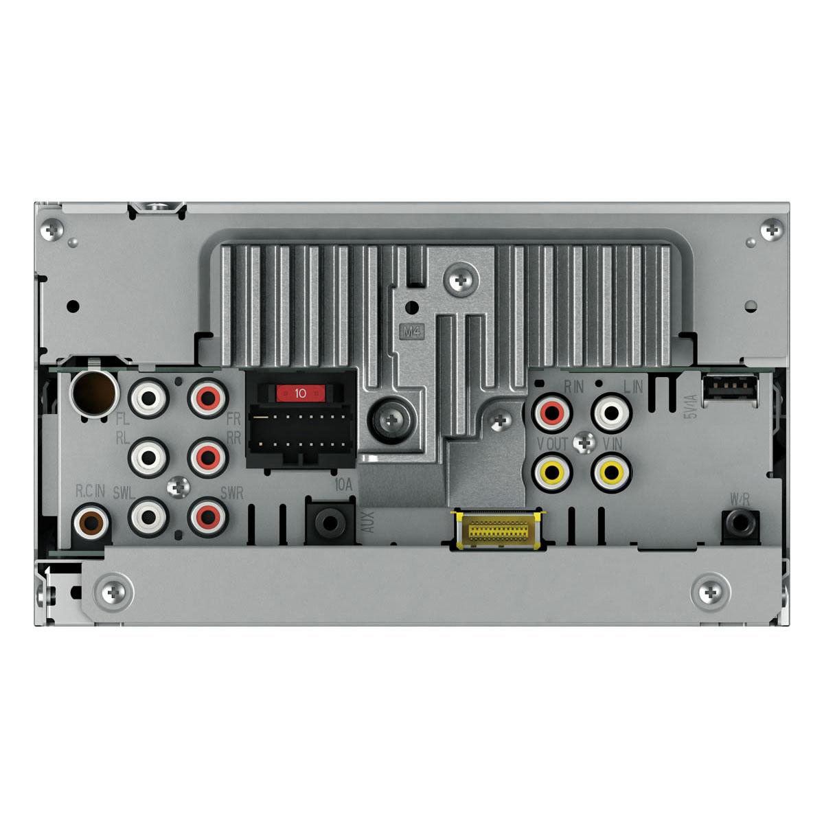Pioneer Avh P4050dvd Installation Manual P5700dvd